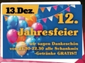 PARTY am SAMSTAG